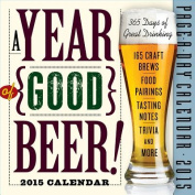 A Year of Good Beer! Page-A-Day Calendar