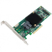 Adaptec 2277500-R Single 8805 Raid Controller 8-int Port, 12Gb/s, 1024MB, SATA/SAS, PCIe x8,