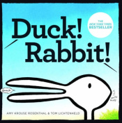 Duck! Rabbit! [Board Book]