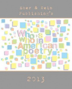 Who's Who in American Poetry Vol. 3
