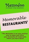 Memodoo Memorable Restaurants