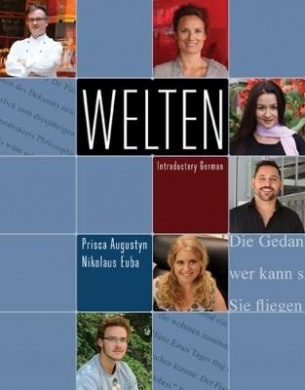 Welten: Introductory German (with Ilrn(tm) Heinle Learning Center, 4 Terms (24 Months) Printed Access Card)
