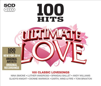 100 Hits: Ultimate Love
