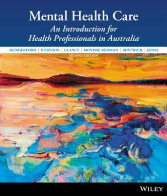 Mental Health Care: An Introduction for Health Professionals in Australia