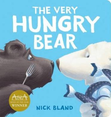 Very Hungry Bear [Board book]