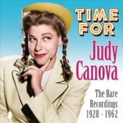 Time for Judy Canova