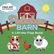Peekaboo Barn [Board Book]