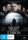 Night Train to Lisbon [Region 4]