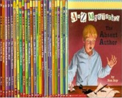 A To Z Mysteries Series Books - A Collection of 26 Regular Titles plus 4s [Paperback] Ron Roy  [Special Edition]
