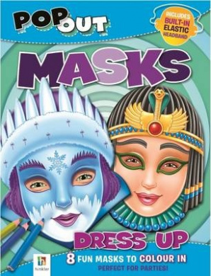 Pop Out Masks Dress Up (Pop Out Masks)