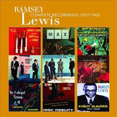 Complete Recordings: 1957-1960 [Box]