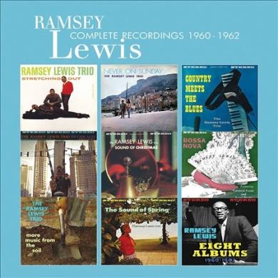 Complete Recordings: 1960-1962 [Box]