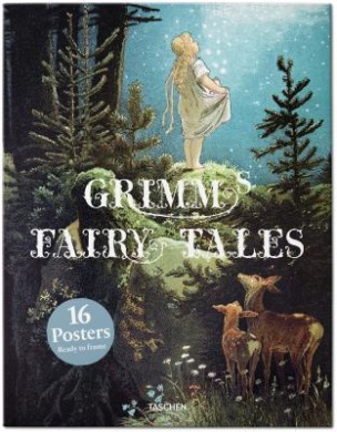 Grimm's Fairy Tales: Poster Box