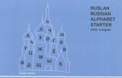 Ruslan Russian Alphabet Starter