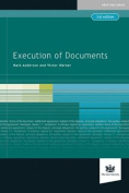 Execution of Documents