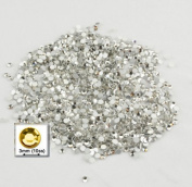 1000pc Rhinestones Round 3mm - 10ss flatback Crystal Clear CLR