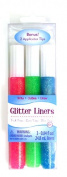 Sulyn Glitter Liners - Pink, Blue, Lime Neons