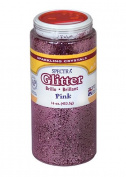 Spectra Glitter, 1 Pound, Pink