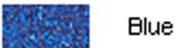 GLITTER 1 LB BLUE