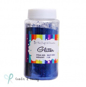 Craft Glitter Shaker Royal Blue for Craft & Decorations 470ml