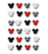 Disney Sticky Brads, Mickey