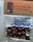 American Tag Lost Art Treasures (48475) Antique Copper Herringbone 0.8cm