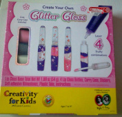 Creativity for Kids Create Your Own Glitter Gloss