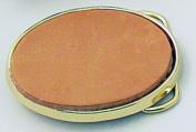 Belgium Diecraft Steel Mallet Die for 5.1cm x 7cm Oval Buckle Insert