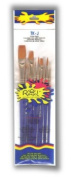Taklon Artists Brush Set
