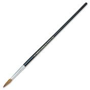 NEW - Artist Brush, Size 8, Camel Hair, Round, 12/Pack - 73508