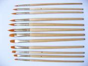 Grace Art Water Colour Brush Set WS12