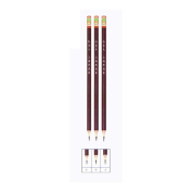 S,M,L 3pcs Honggui Jianhao Mixed Hair Zhouhuchen Tiger Chinese Calligraphy and Painting Brush