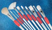 Synthetic Fan Brush Size: 6