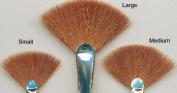 Jacksons Brush : Sable Fan Series 912 : Large