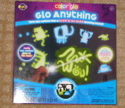 Colour Glo - Glo Anything Glow in the Dark Paint Kit