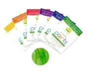 Glob Natural Paint 60ml Packet Basil Green