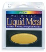 Liquid Metal Watercolour- Gold