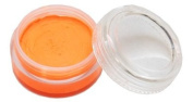 Kustom Body Art 10ml Face Paint Colour Flourescent Colours 1-each 10ml Orange Flourescent
