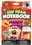 Kids Fun Foam Notebook Craft Kit