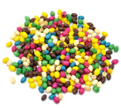 100pcs Mixed Oval Tube Wood Beads 6x4mm/Hole 1.8mm for Artwork / Craft