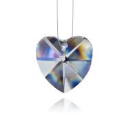 Connie Crystal 28mm Heart Crystal