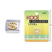 Kool Charmz Links Dollar ($) Sign