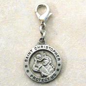 St. Christopher Clipable Charm