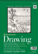 Strathmore 400 Series Drawing Paper Pad 30cm . x 46cm .