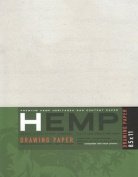 Hemp Drawing Paper Pack 22cm x 28cm