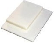 Laminating Pouch - Letter - 22cm Width x 28cm Length x 5 mil Thickness - Type G - Glossy - 50 / Pack