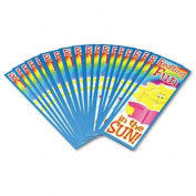 TREND T12907 - Bookmark Combo Packs, Reading Fun Variety Pack #2, 2w x 6h, 216/Pack