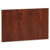 Lorell LLR63506 Accent Series Cherry Laminate Modesty Panel
