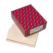 Folders, 1/3 Cut Centre Position, Reinforced End Tab, Letter, Manila, 100/Box