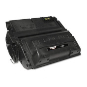 New 83042 Compatible; Remanufactured; Q5942A (42A) Laser Toner; 10000 Yield; Black # IVR83042